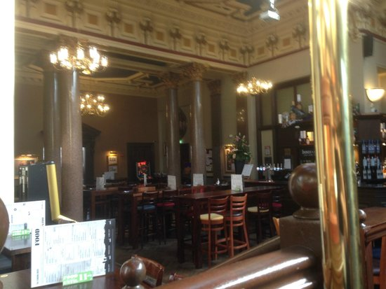 The Standing Order: The pub