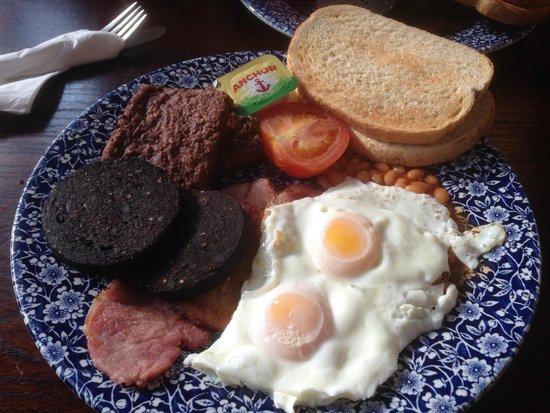 The Standing Order: Full Scottish