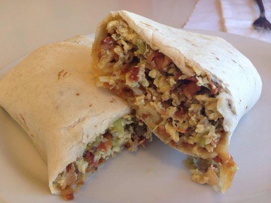 Kix on 66 : Running Burrito