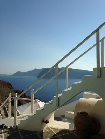 Oia Mare Villas: The view