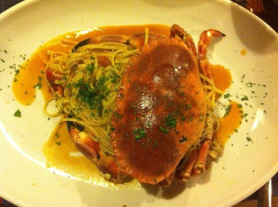 Salmone con pistacchi picture of soul fish restaurant for Soul fish cafe menu