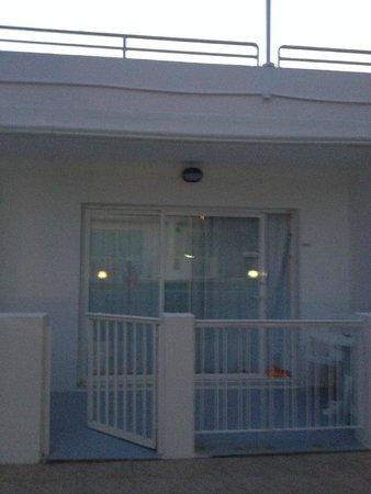 Aparthotel Reco des Sol : room number 1- studio apt