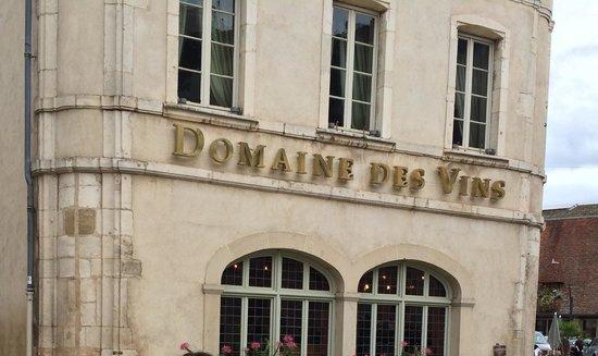 Domaine des vins