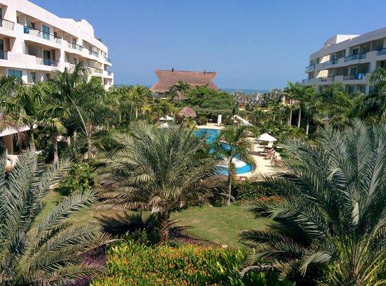 Occidental Cartagena : Vista desde la habitación