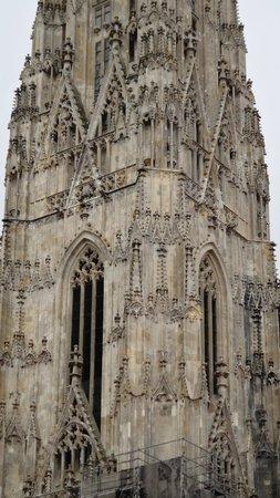 Cathédrale Saint-Étienne (Stephansdom) : )