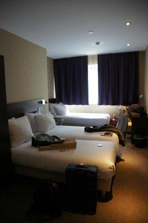 Hotel Esspresso : camera
