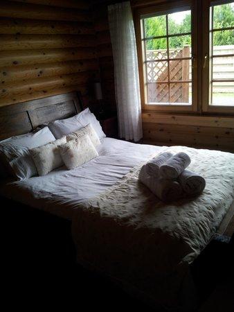 Lazyday Cottages: 2nd bedroom