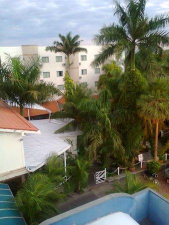 Nacional Palace Hotel: Vista do apartamento