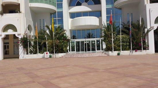 El Mouradi El Menzah: l etrata dell hotel