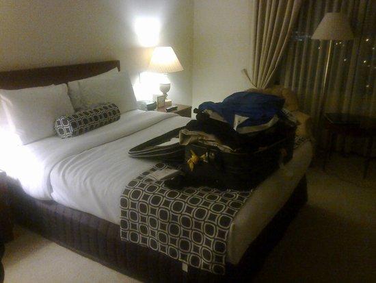 Hotel Tequendama: dormitorio