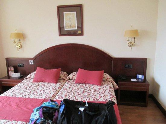 Sunlight Bahia Principe San Felipe: La chambre