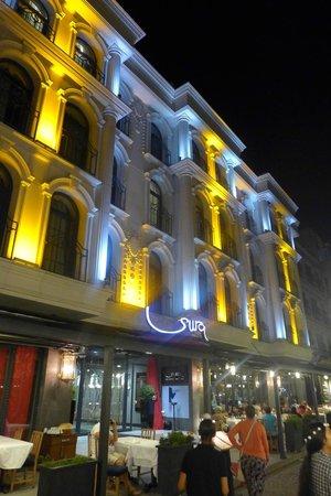 Sura Design Hotel & Suites : Exterior