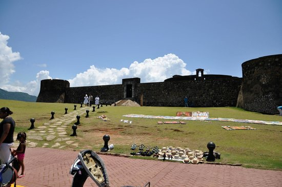 Fort San Felipe: форт