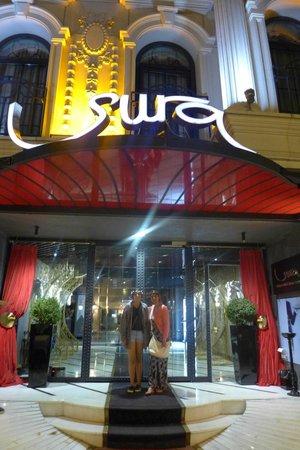 Sura Design Hotel & Suites : Outside