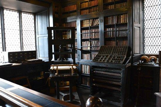 Chetham's Library: Ecco l'ingresso