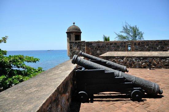 Fort San Felipe: на территории крепости