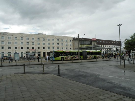 InterCityHotel Ulm: Hotelansicht