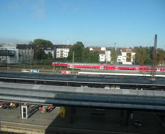 InterCityHotel Ulm: Zimmeraussicht