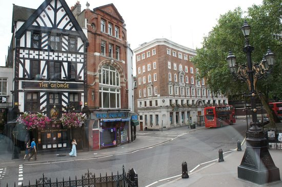 Big Bus Tours - London: вид из автобуса