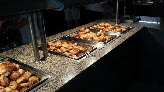 El Mouradi El Menzah: buffet colazione