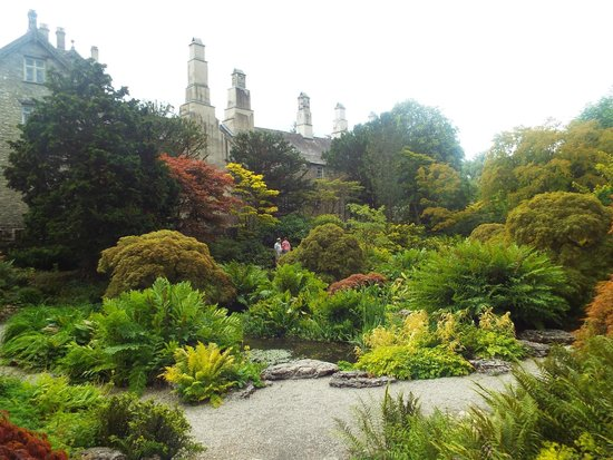 Kendal, UK: Castle Gardens