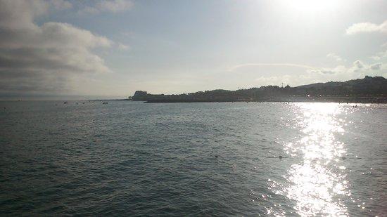 La Playa de Sitges: VISTA 4