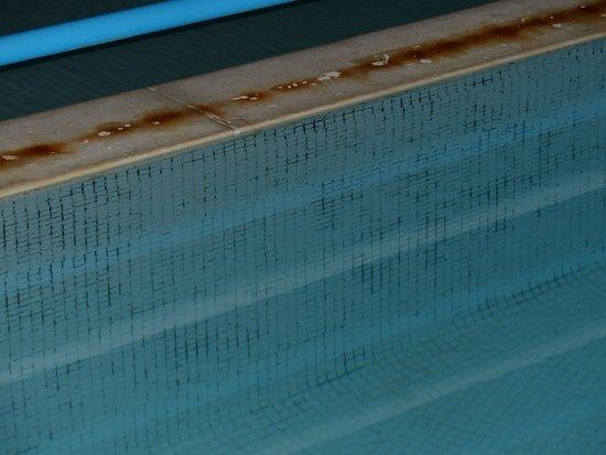 Winzrik Resort & Thalasso Djerba : Les parois de la piscine
