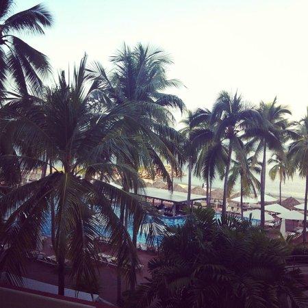 Sheraton Buganvilias Resort & Convention Center: vista desde la  terraza de la habitacion