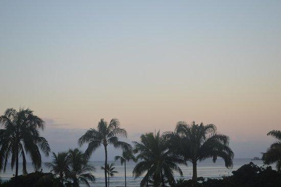 Hale Koa Hotel : View from deck