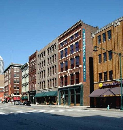 Homewood Suites by Hilton Indianapolis-Downtown: Exterior