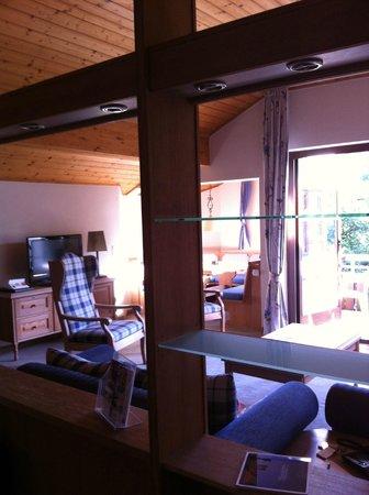 Dorint SportHotel: appartement