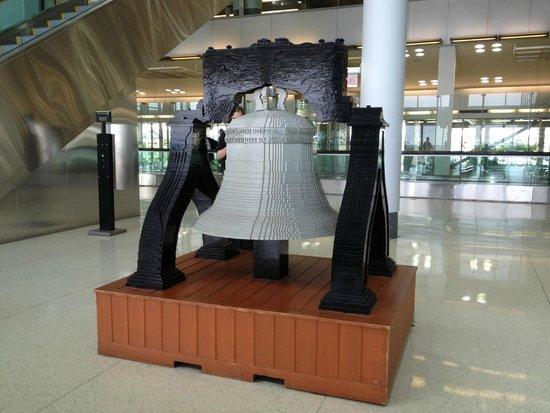 Liberty Bell Center: Lego Liberty Bell