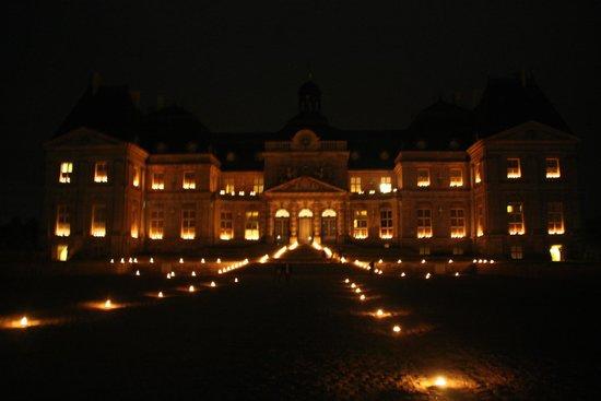 Château de Vaux-le-Vicomte : Spettacolare notturno!