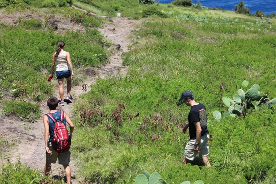 Makapuu Lighthouse Trail: hiking the tip top!