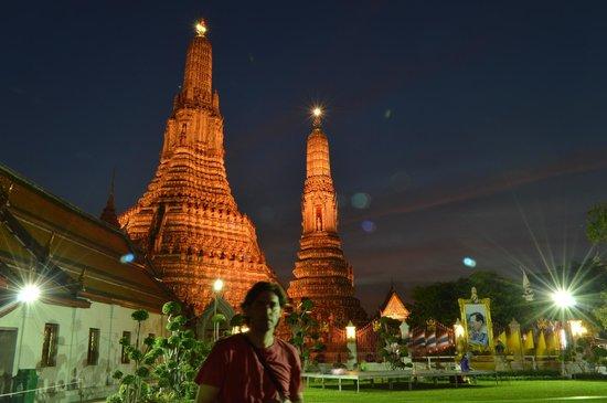 Temple de l'Aube (Wat Arun) : Wat Arun