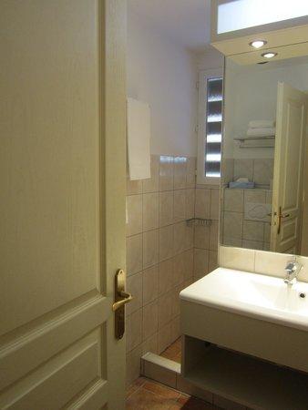 Hotel La Rotonde: bagno