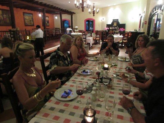 Occidental Cozumel: Steak House