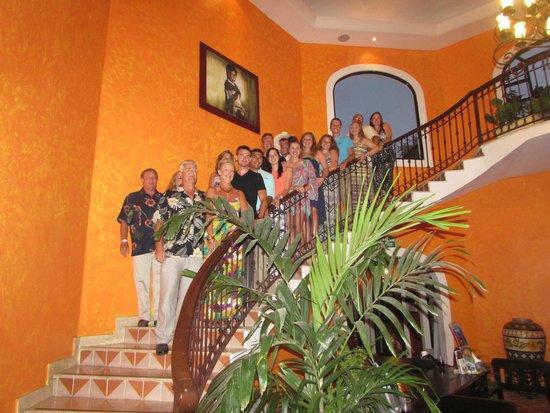 Occidental Cozumel : 17 Texans