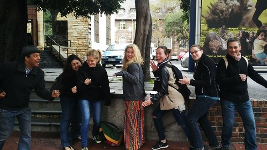 Cape Town Free Walking Tours: Great day