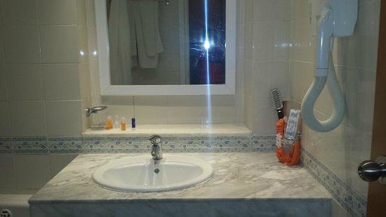 El Mouradi El Menzah: bagno