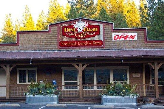 Dine And Dash Cafe Colfax Ca