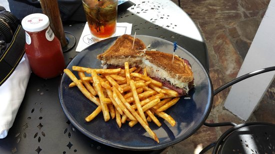 The Inn at Kelly's Ford: Reuben Fries
