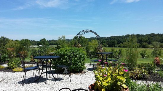The Inn at Kelly's Ford: view