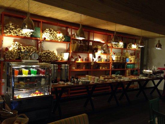 El Mercado Tunqui : Lugar de desayuno