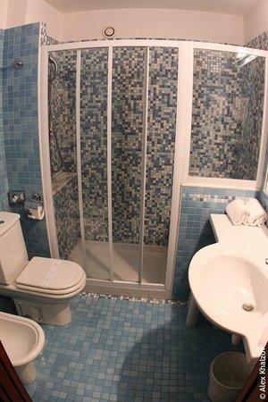 Montresor Hotel Palace: Ванная комната