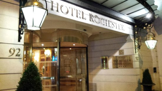 Rochester Champs-Elysees Hotel: Champs-Elysees Hotel