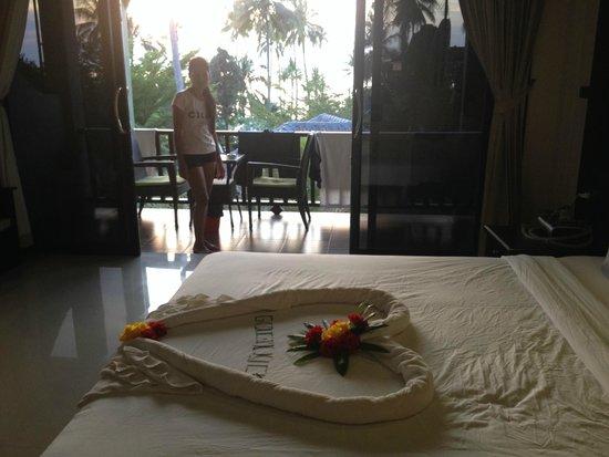 Bailan Beach Resort: zimmer in hauptgebeute sauber