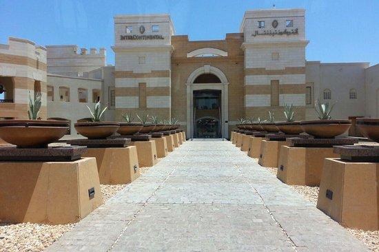 The Palace Port Ghalib: ingressohotel