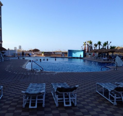 Hilton Garden Inn South Padre Island: Pool