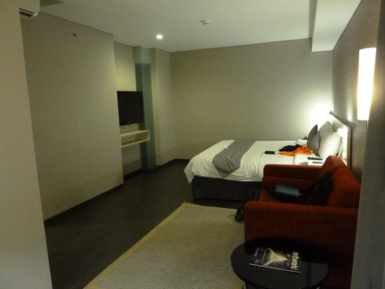 favehotel Tanah Abang - Cideng : Deluxe suite